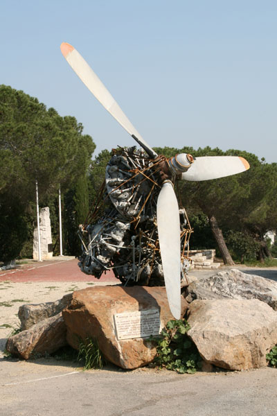 Monument Liberator 41-29412 Cannes Alpes-Maritimes (06)