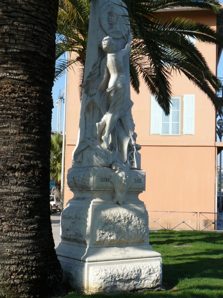 Memorial Capitaine Ferber Nice Alpes-Maritimes (06)