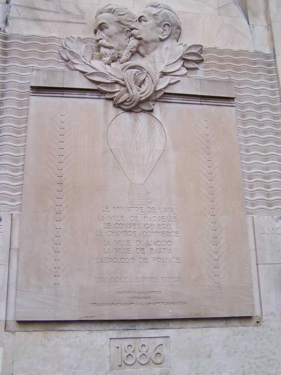 Monument Louis Capazza Marseille Bouches-du-Rh鬾e (13)