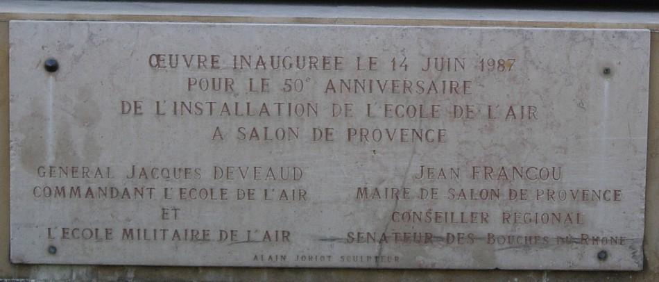 50e anniversaire de l 39 ecole de l 39 air salon de provence a rost les - Ecole de l air de salon de provence ...