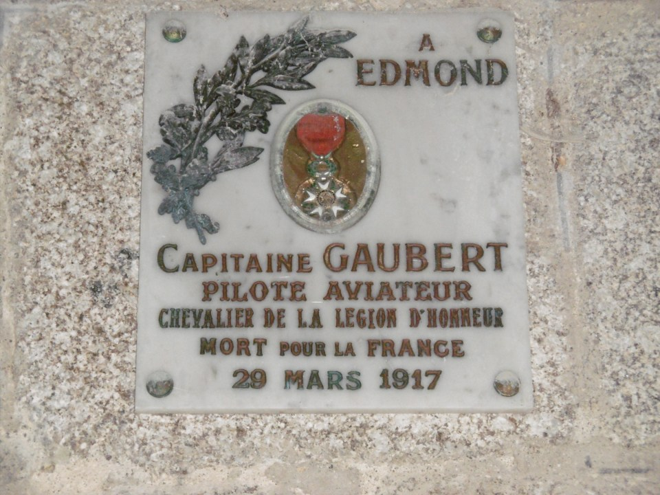 Plate Capitaine Edmond Gaubert Saint-Angel Corr鑪e (19)
