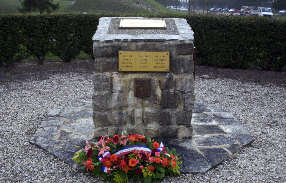 Memorial Groupe Lorraine Bétheny Marne (51), Reims Champagne + ex-BA 112 airfield