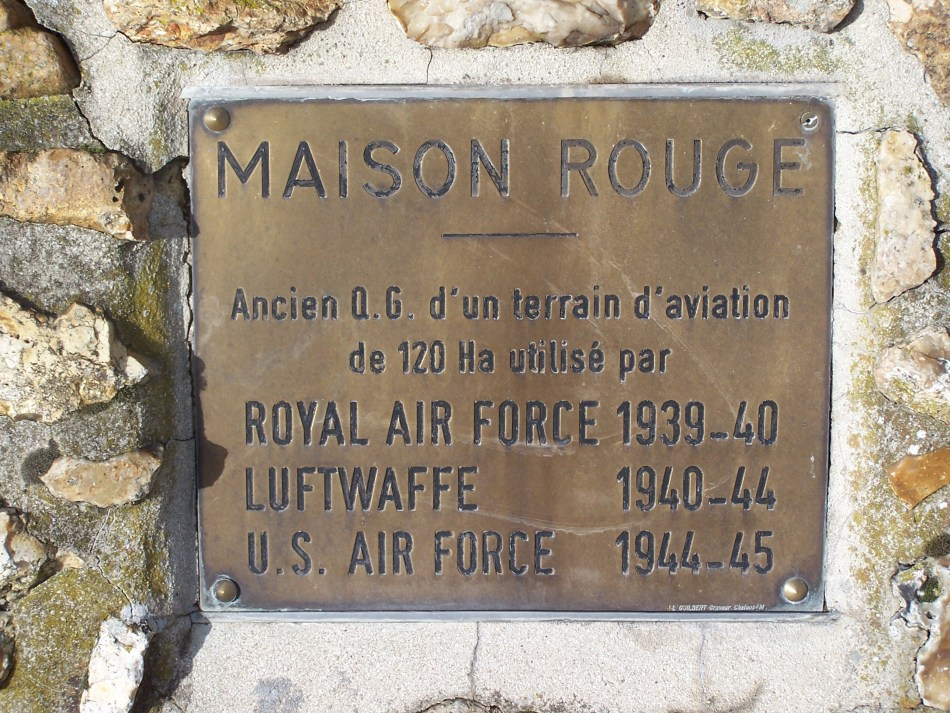 Memorial Blenheim L9464 Vraux Marne (51)