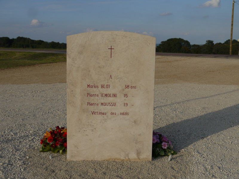 Memorial Donald Wilhelm Is-en-Bassigny Haute-Marne (52)