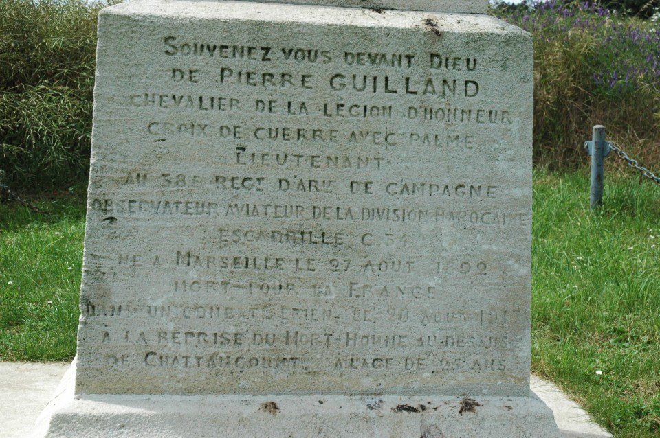St鑜e Pierre Guilland Chattancourt Meuse (55)