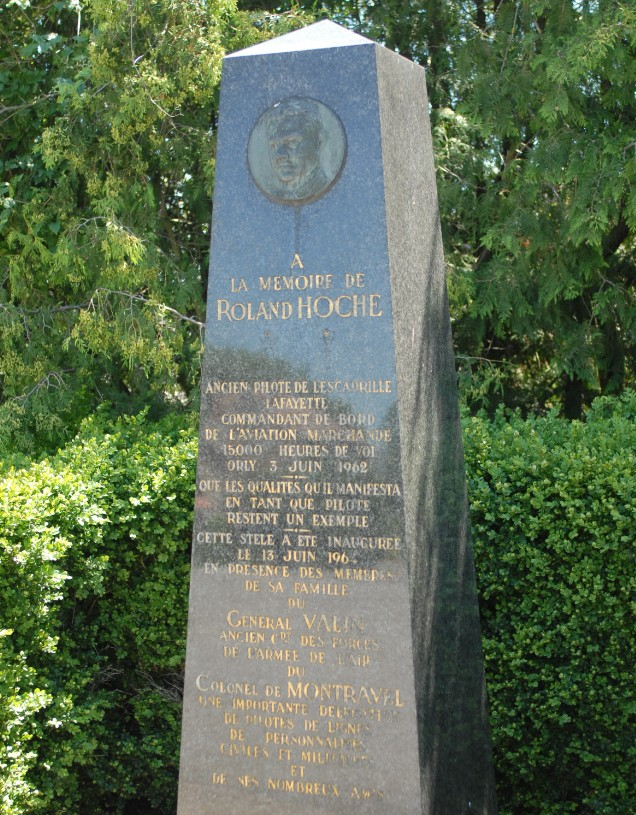Memorial Roland Hoche Dommary-Baroncourt Meuse (55)