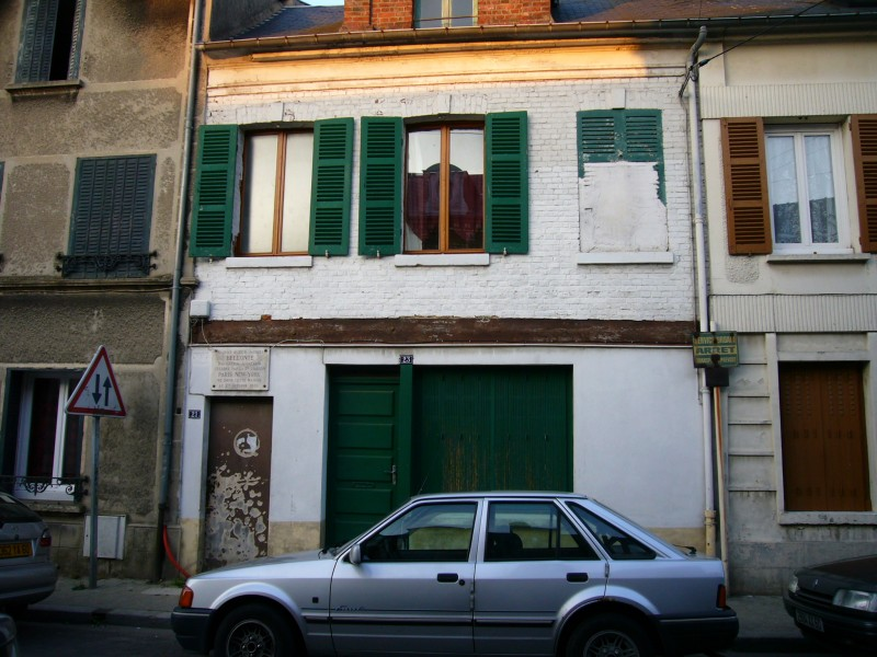Maison natale de maurice bellonte m ru aerosteles for Constructeur maison individuelle oise 60