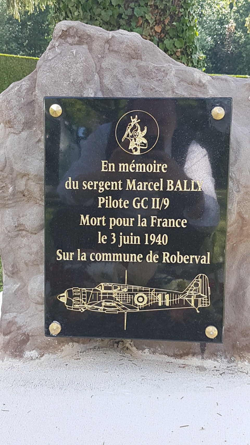 St鑜e Sergent Marcel BALLY Roberval Oise (60)