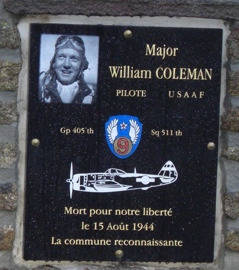 Memorial Major William Coleman Landisacq Orne (61)