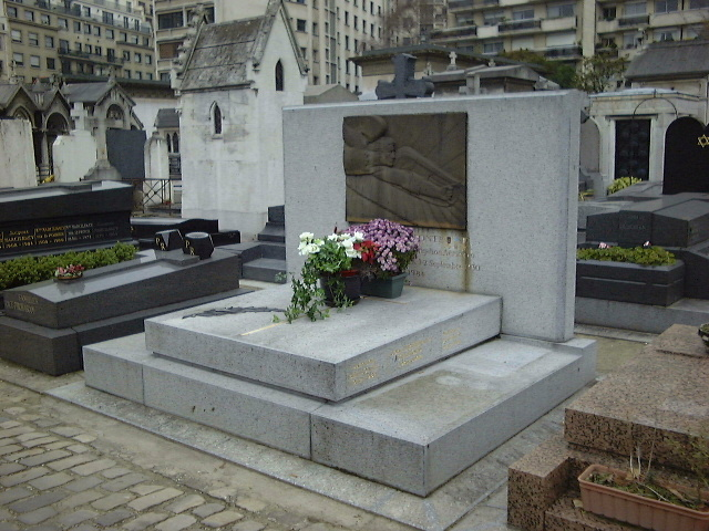 Tombe Maurice Bellonte