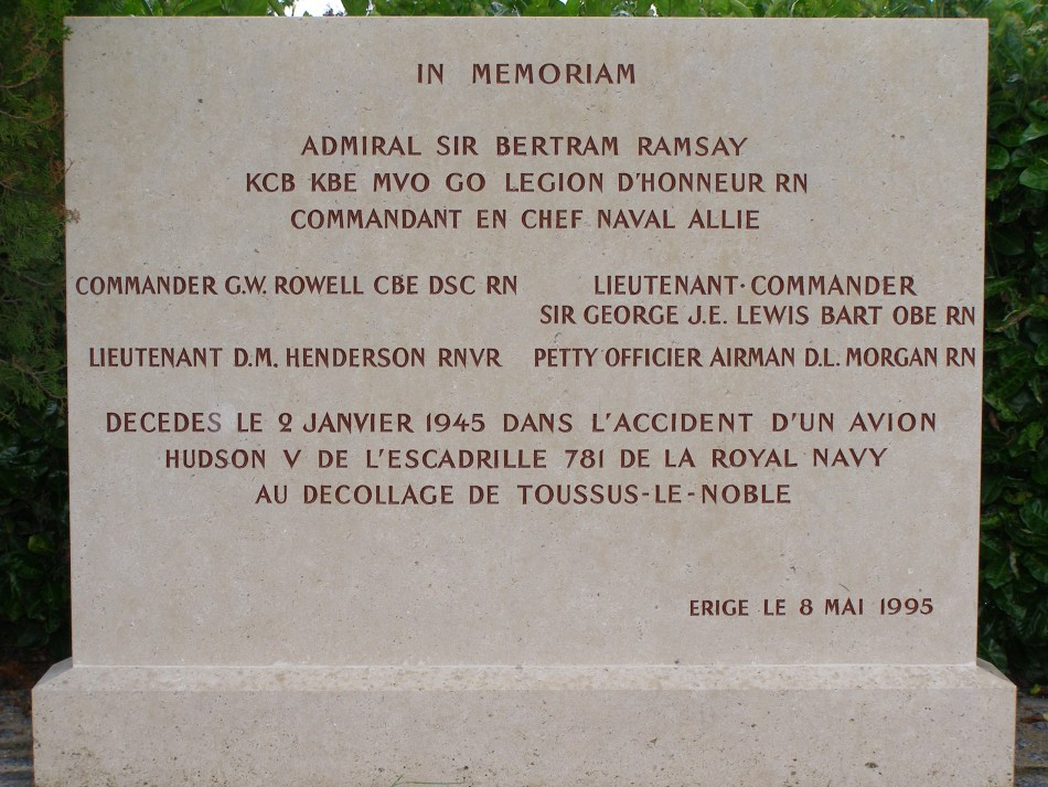 St�le Amiral Ramsay