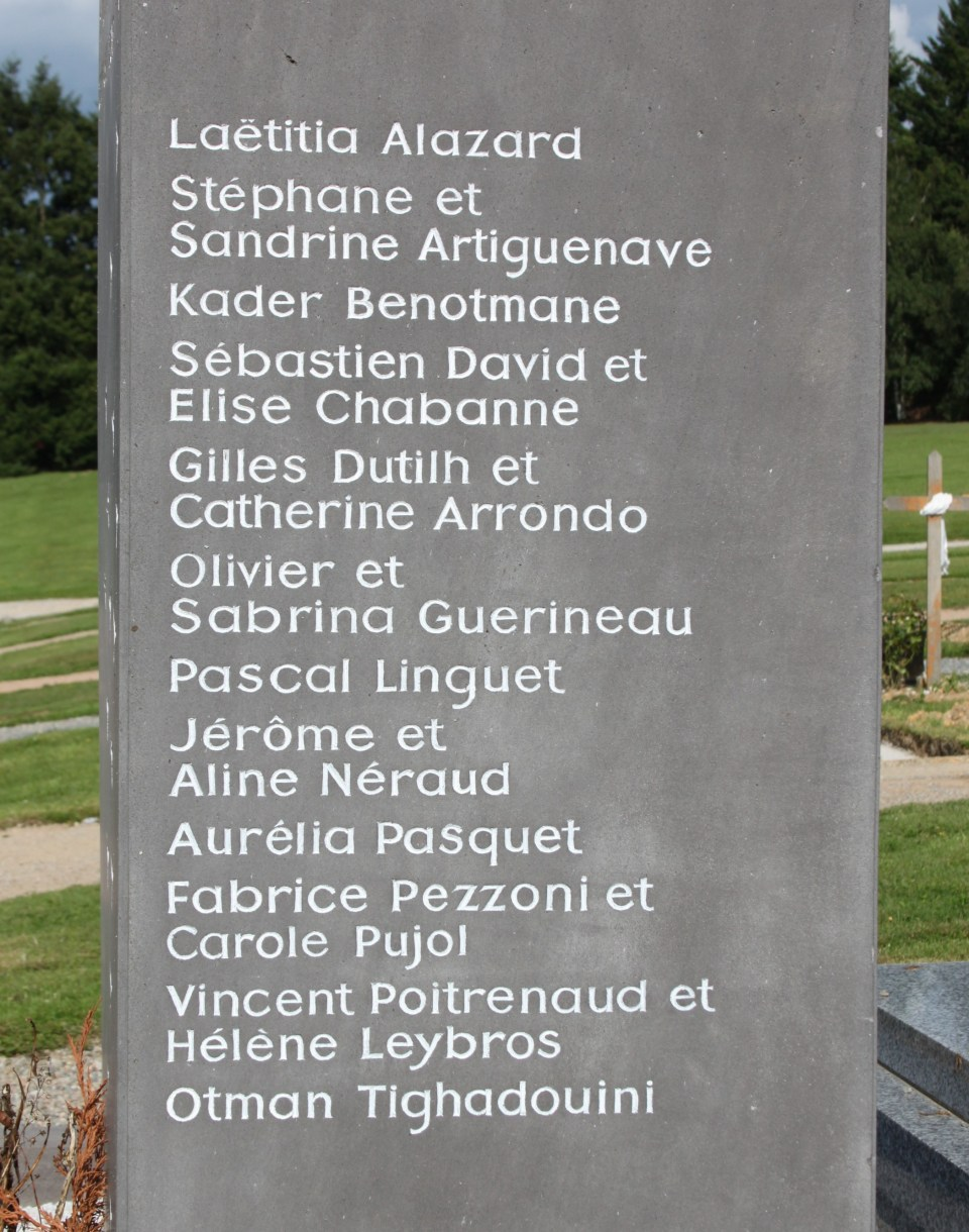 Memorial Rio-Paris CGE Distribution Limoges Haute-Vienne (87)